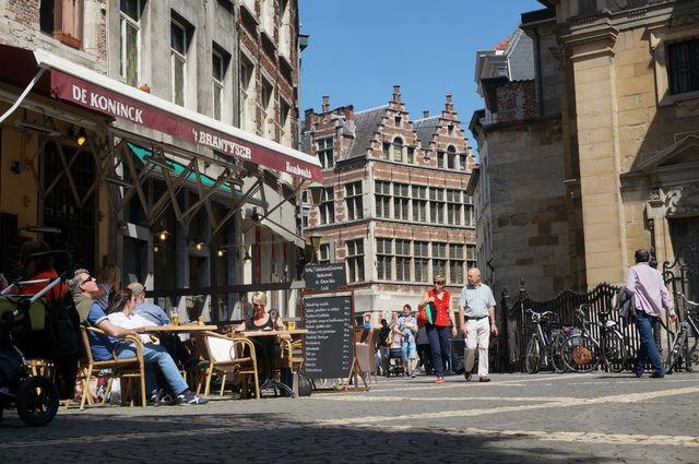Hendrik_Consience_plein_Antwerpen