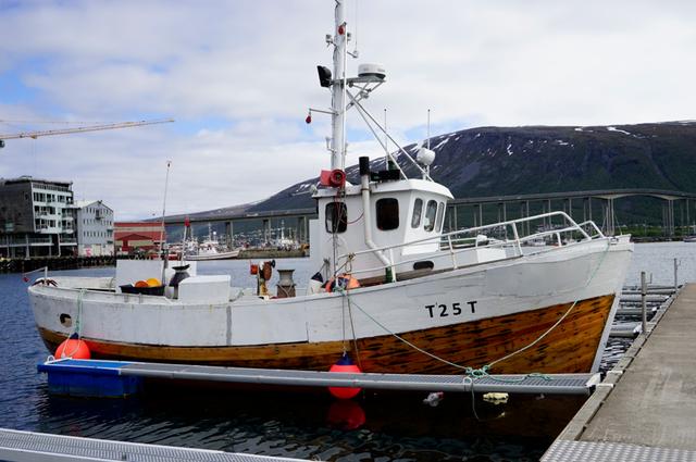 Tromso_vissersboot