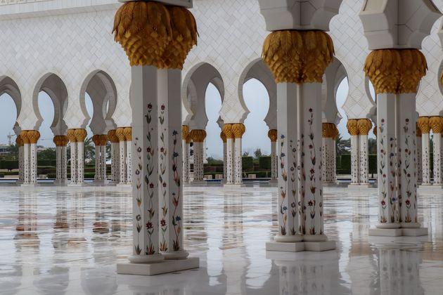 Abu-Dhabi-Moskee
