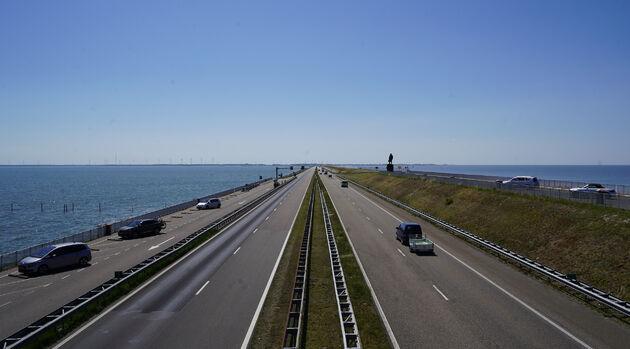 Afsluitdijk_Noord-Holland