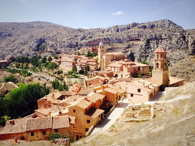 Albarracín-mooiste-dorpen-spanje.