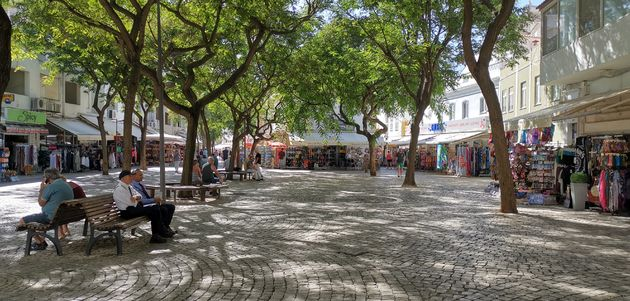 Albufeira_centrum