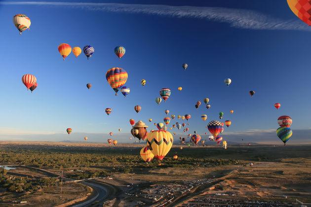 Albuquerque-ballonvaart