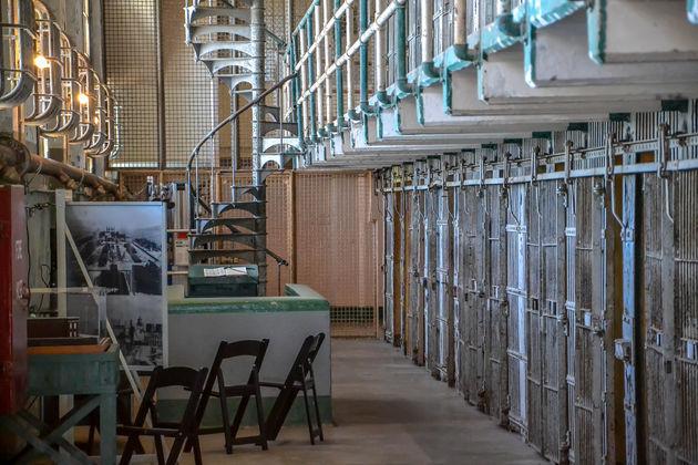 Alcatraz-cellen