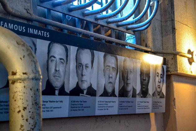 Alcatraz-gevangenen