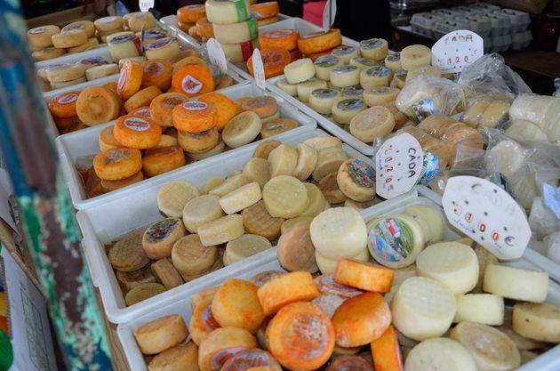 Alentejo_portugal_kaas_markt