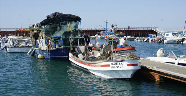 Algarve_Ilha_da_Culatra_vissersboten