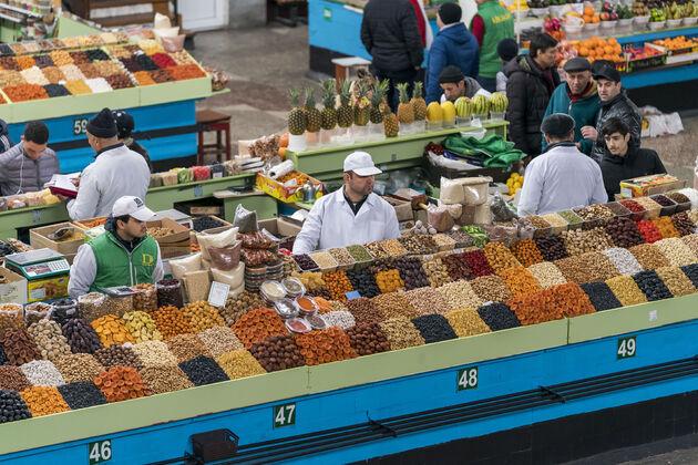 Almaty_Green_Market