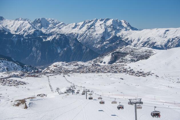 alpe-d-huez-dorp