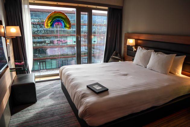 amsterdam-Hotelkamer