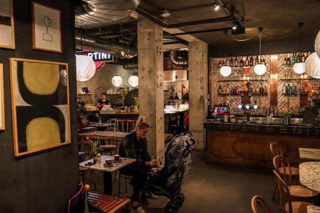 amsterdam-koffiepauze