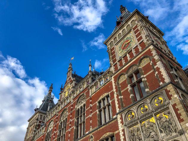 amsterdam-station