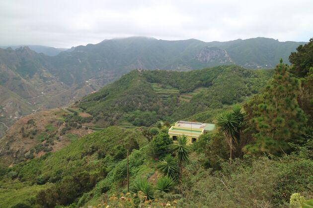 Anaga uitzicht