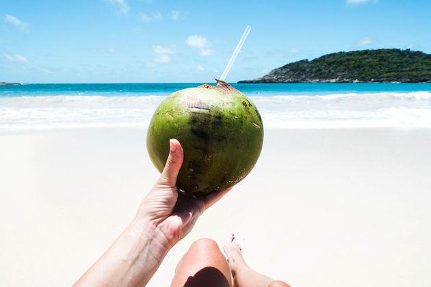 antigua-kokosnoot