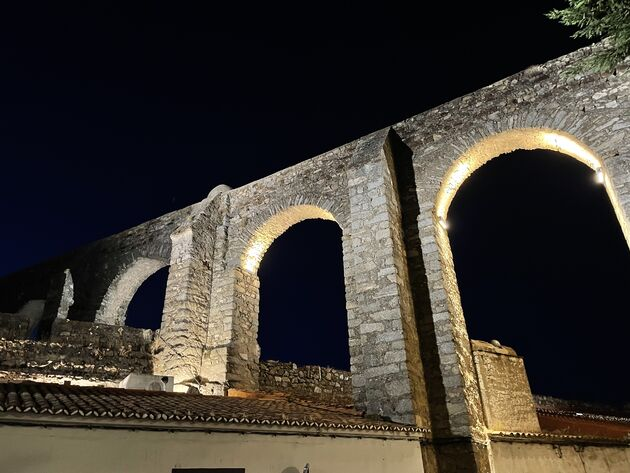 Aquaduct Évora.