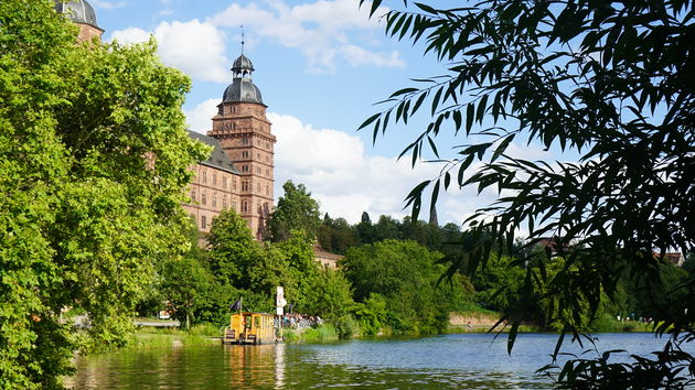 Aschaffenburg_Slot_Johannisburg_Main