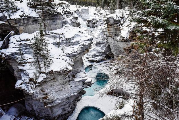Athabasca-Falls-canada