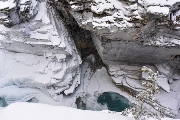 athabasca-falls-kloof