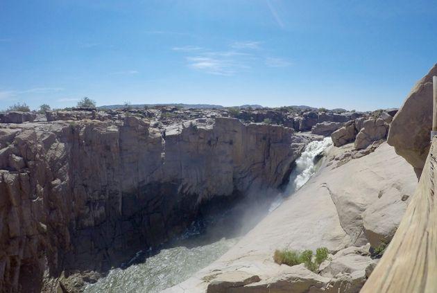 augrabies-watervallen