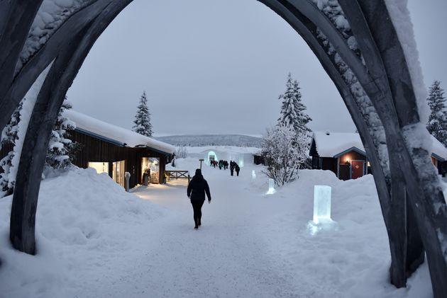 avond-ijshotel-zweden