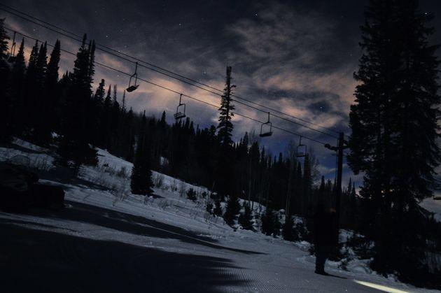 avond-sterren-utah