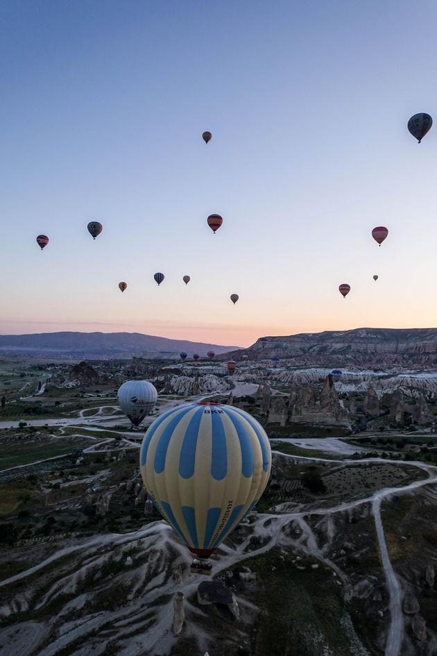 ballon-cappadocië