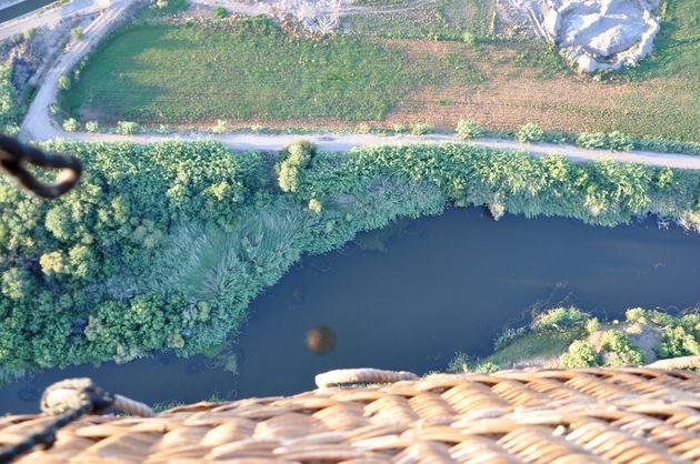 ballon-rivier
