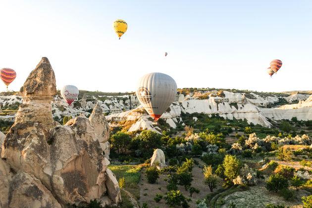 ballonvaart-cappadocië-vallei