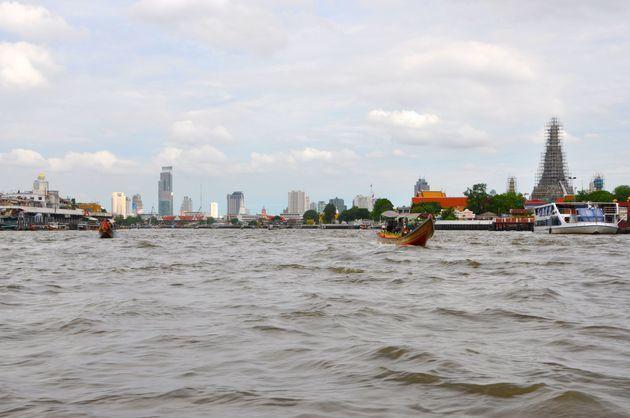 bangkok-chao-phraya-rivier