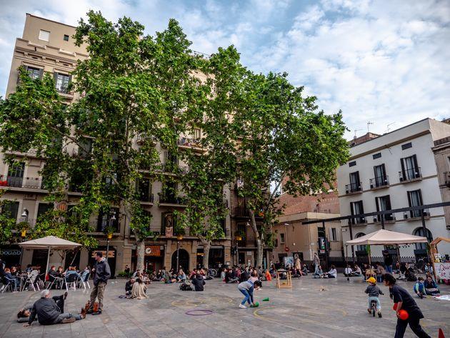 barcelona-Gràcia.