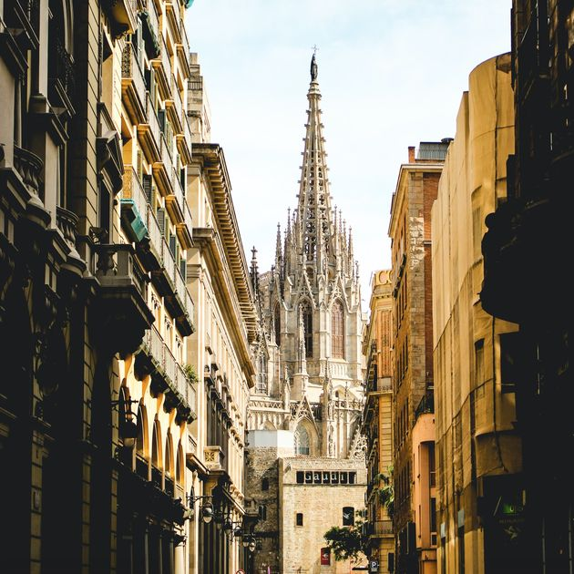 Barri-Gòtic-barcelona