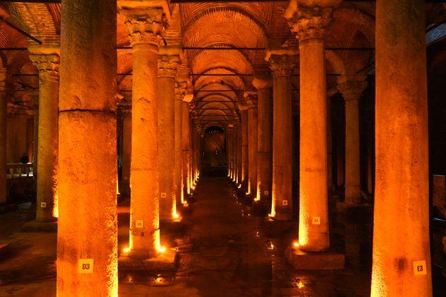 Basilica-Cisterne-istanbul