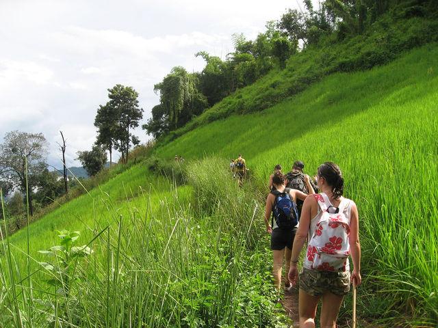 Thailand_grens_trekking