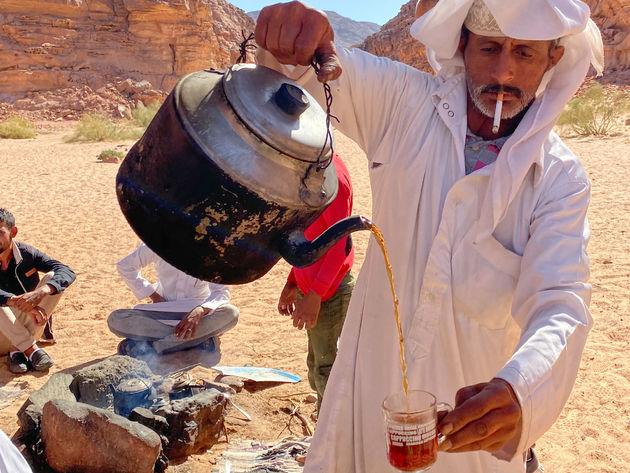 bedoeïen-thee.