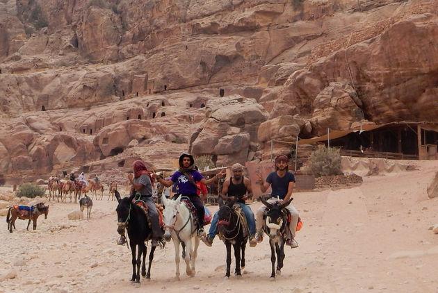 Bedoeïen_jongens_jordanië