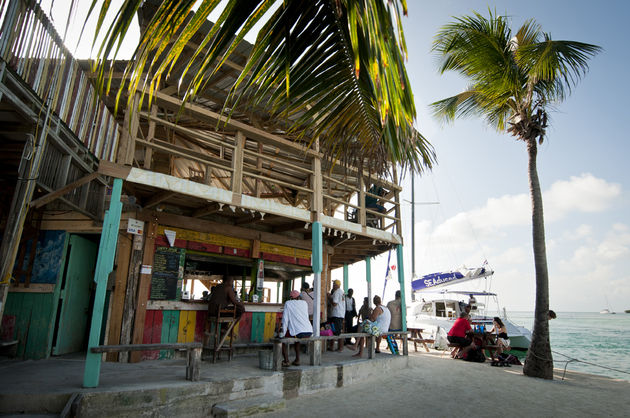 Belize-Caye