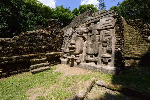 Belize-Maya-ruïnes