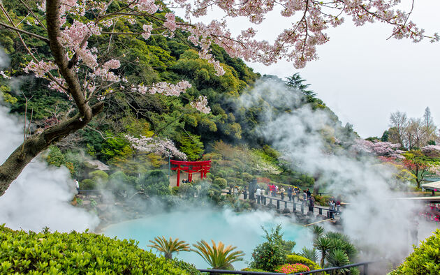 beppu-rondreis-japan