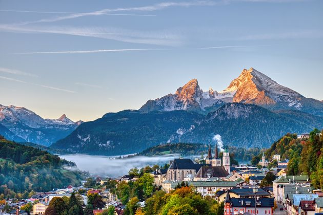 Berchtesgaden-dorpjes-duitsland