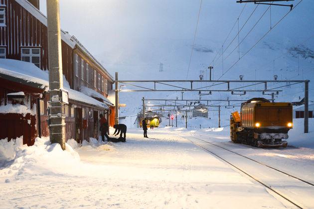 Bergenline-noorwegen