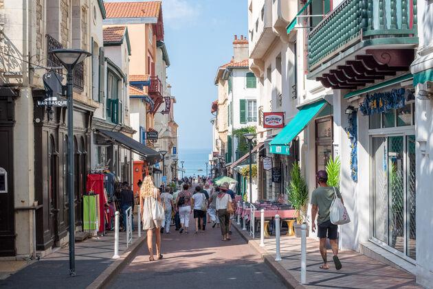 biarritz-centrum