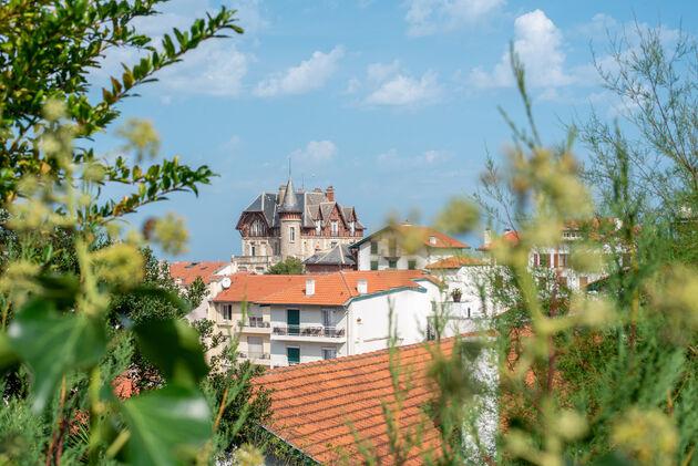 biarritz-kuuroord