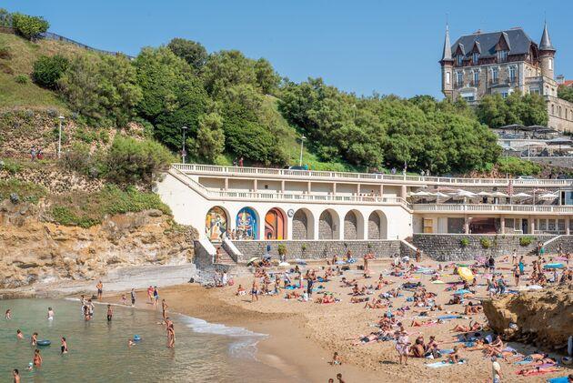 biarritz-plage-port-vieux