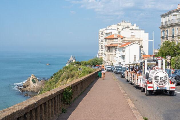 biarritz-treintje