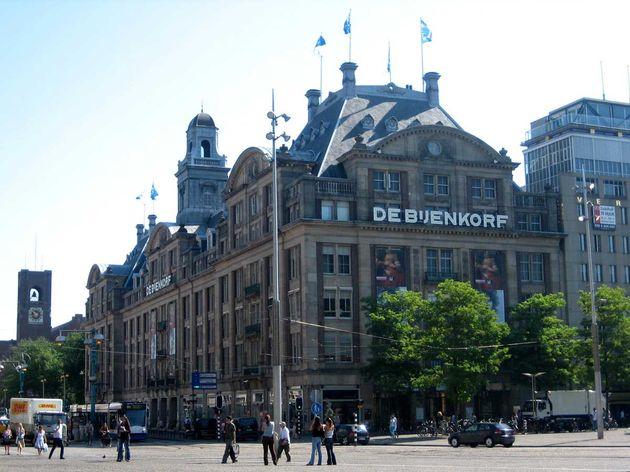 bijenkorf_dam_amsterdam