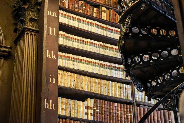 boeken-trinity-college-bibliotheek-