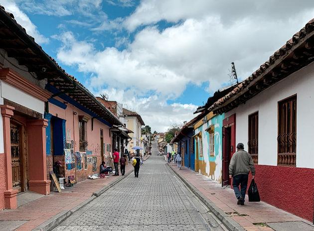 bogota-Historisch-centrum