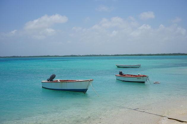 Bonaire-bootjes-Lac-Bay