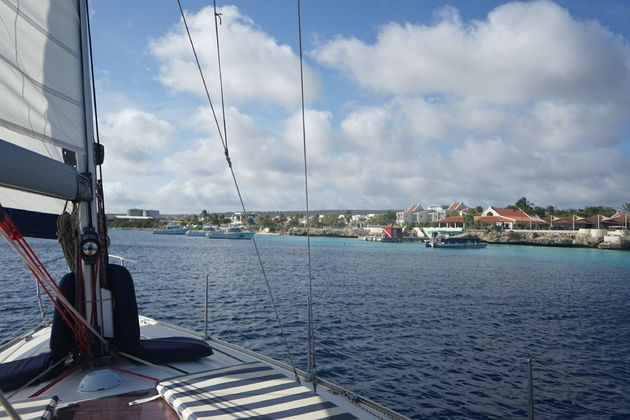 Bonaire_Zeilboottrip