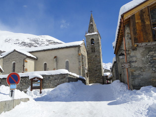 Bonneval-sur-Arc - kerkje